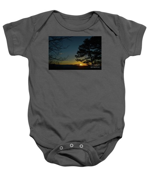 Beyond The Now Baby Onesie