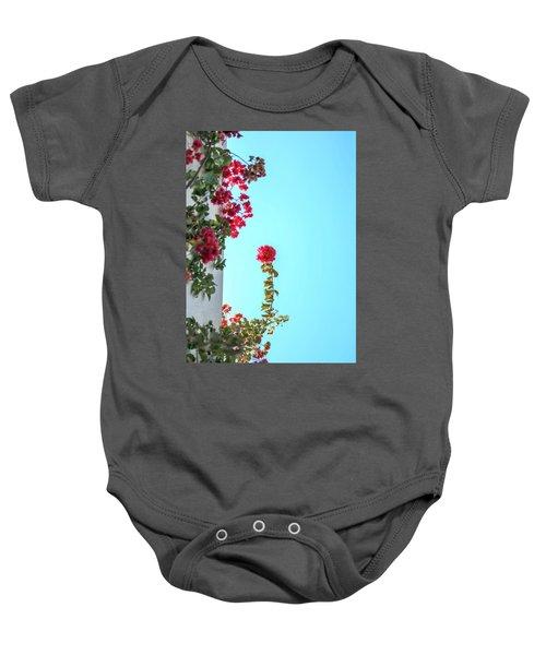 Blooming Beauty Baby Onesie