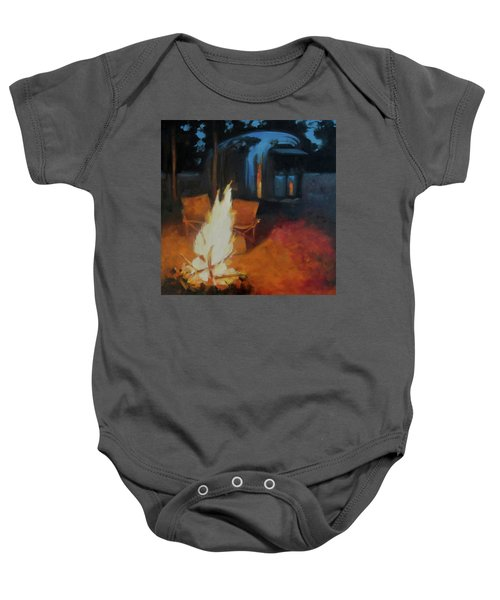 Boondocking At The Grand Canyon Baby Onesie