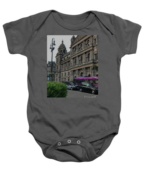 Bound For The Chambers Baby Onesie