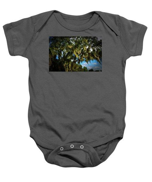 Breezy Florida Day Baby Onesie