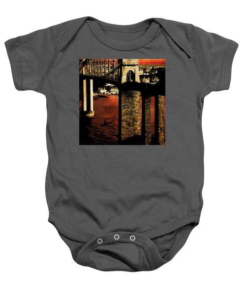 Bridge II Baby Onesie
