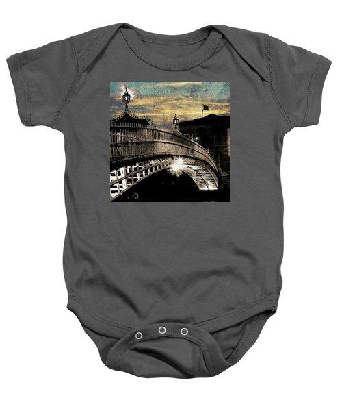 Bridge IIi Baby Onesie