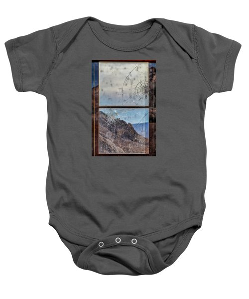 Broken Dreams Baby Onesie