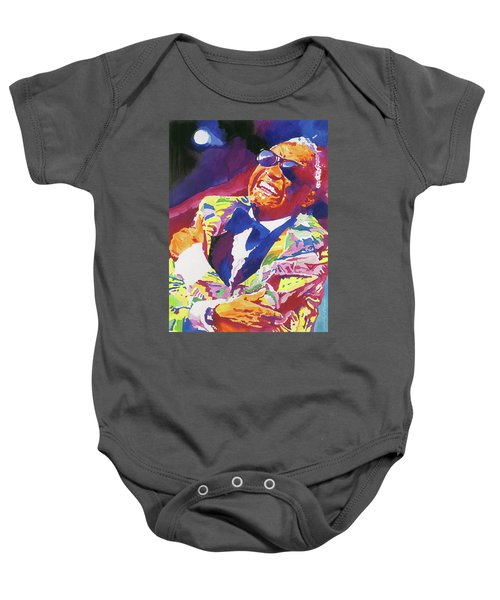 Brother Ray Charles Baby Onesie