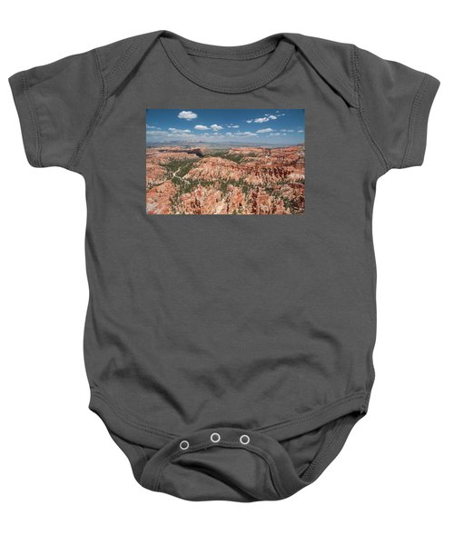 Bryce Canyon Trail Baby Onesie
