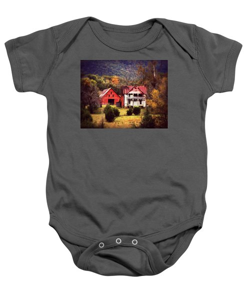 Bucket List Baby Onesie