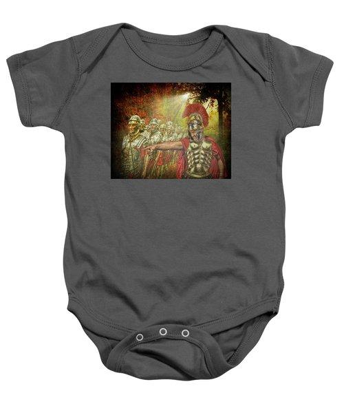 Caesar Baby Onesie