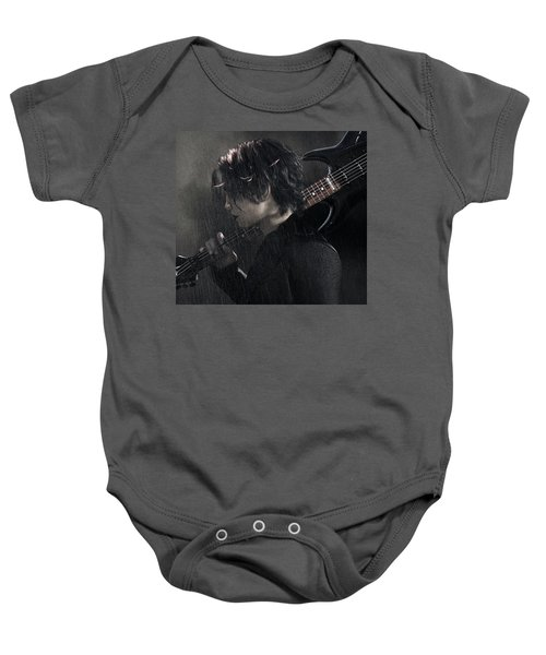 Can't Rain All The Time Baby Onesie
