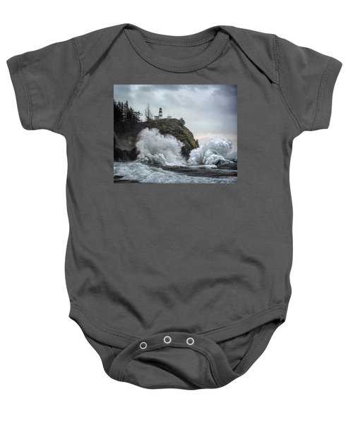 Cape Disappointment Chaos Baby Onesie