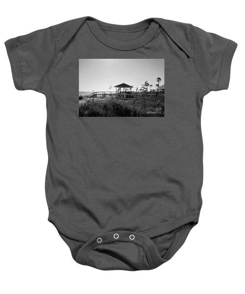 Cape San Blas Baby Onesie