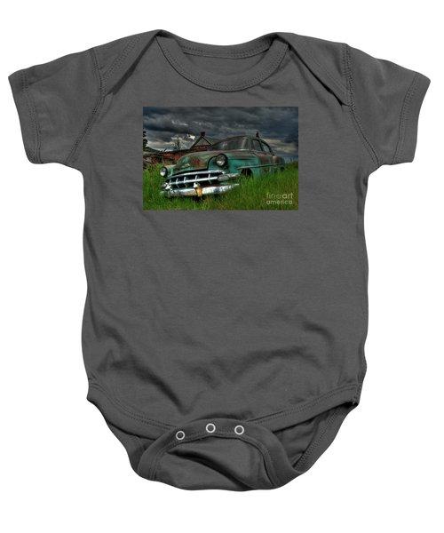 Chevy  Bel Air Baby Onesie