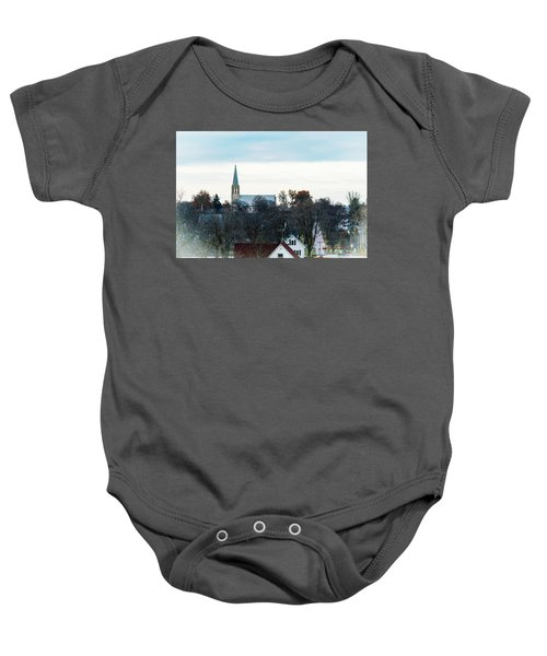 Christmas Day Drive Baby Onesie
