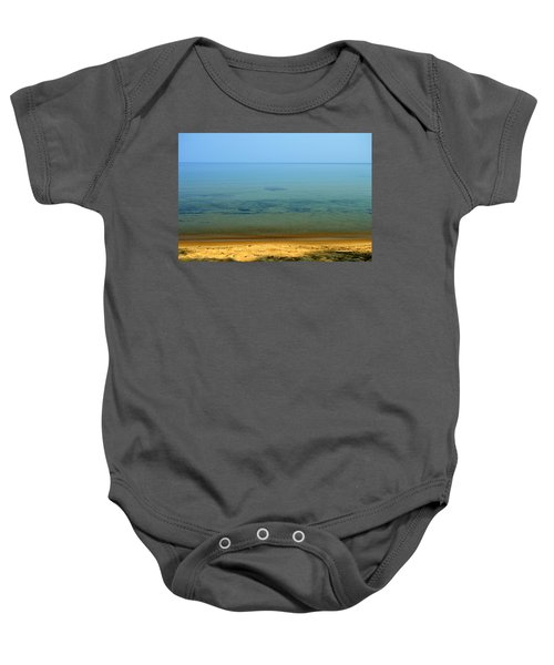 Clearness Of Lake Superior Baby Onesie