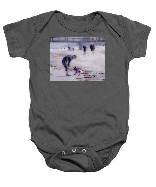 Clearwater Beachcombing Baby Onesie