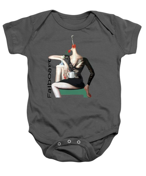 Coffee Break T-shirt Baby Onesie