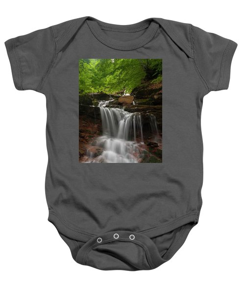 Cold River Baby Onesie