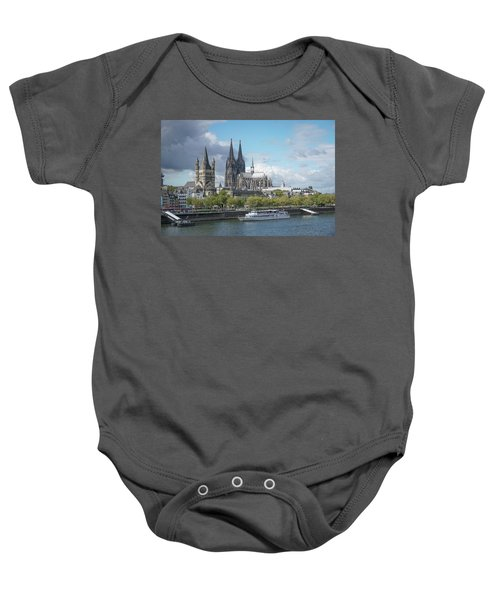 Cologne, Germany Baby Onesie