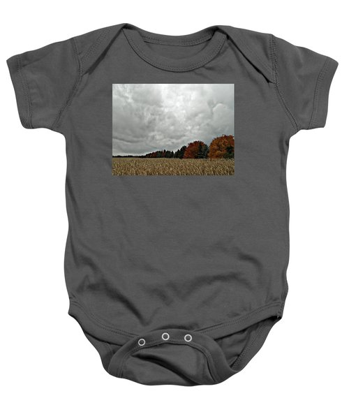 Colourful Explorations Baby Onesie