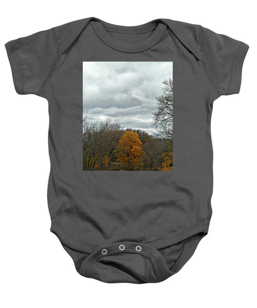 Colourful Point Baby Onesie