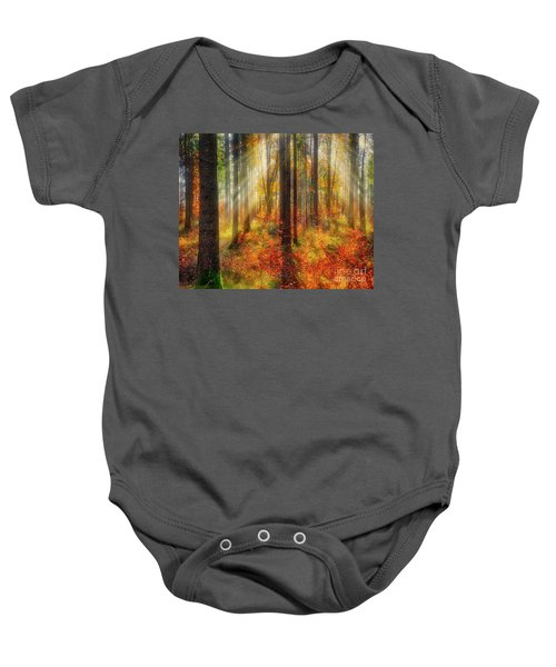 Colours Of Nature 02 Baby Onesie