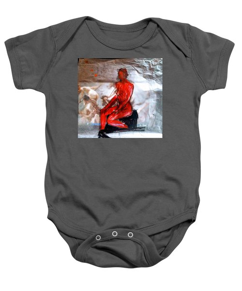 Coming From The Treaure  Baby Onesie