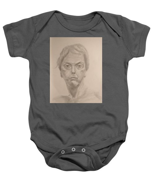 Concentrated Baby Onesie
