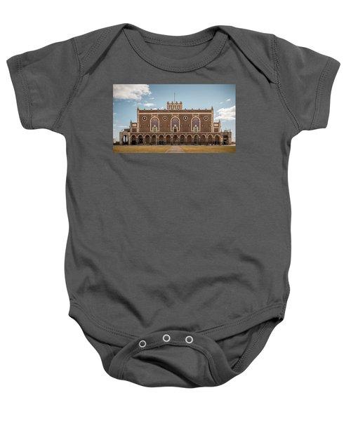 Convention Hall Baby Onesie