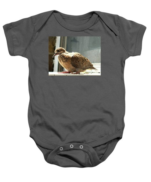 Courage To Fly - Photography Baby Onesie