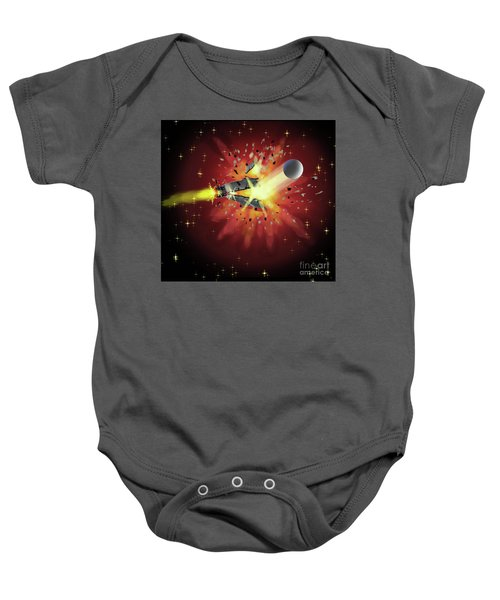 Crash Baby Onesie