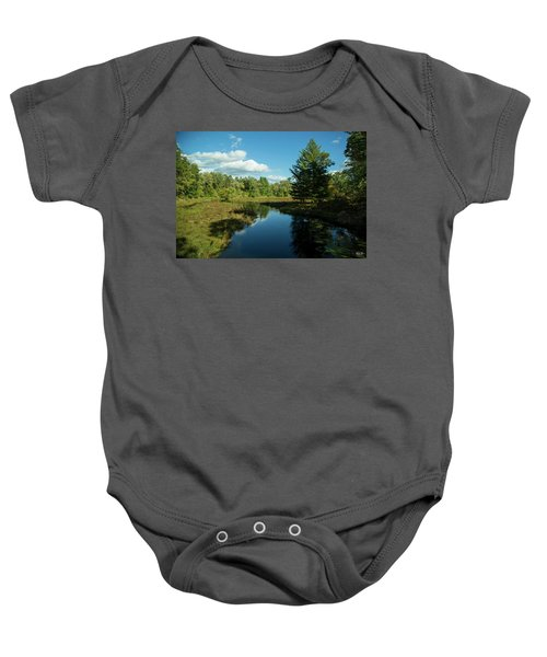 Creek Baby Onesie