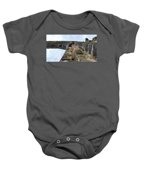 Dale Abbey Baby Onesie