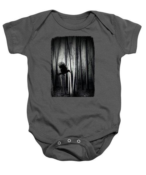 Darker - Raven Baby Onesie