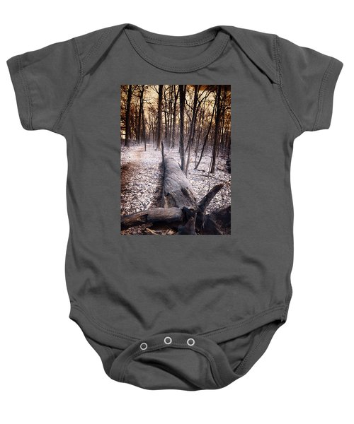 Dead Tree Baby Onesie