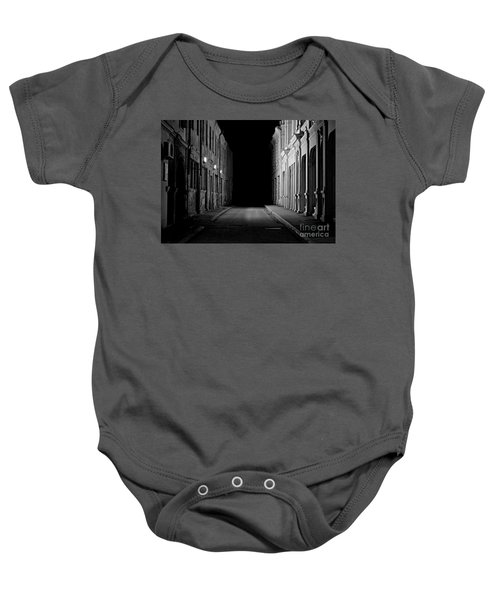 Deadend Alley Baby Onesie