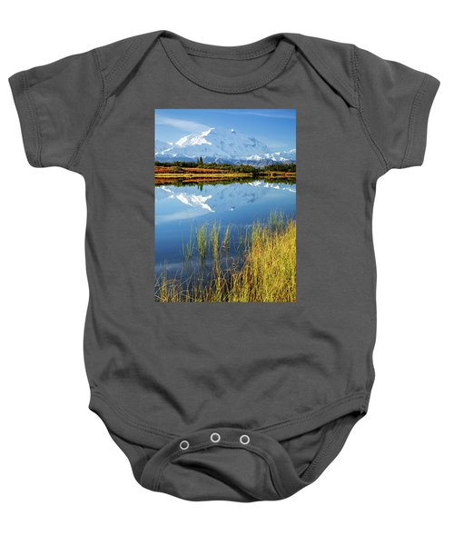 Denali Reflection Baby Onesie
