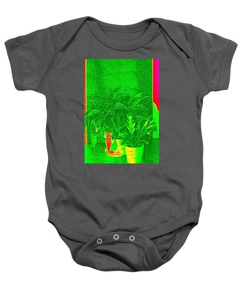 Desktop Garden   Baby Onesie