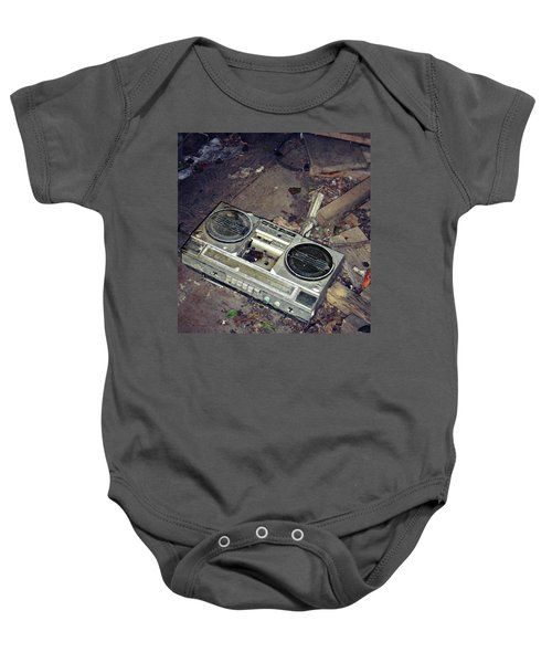 Don't You Forget About Me Baby Onesie