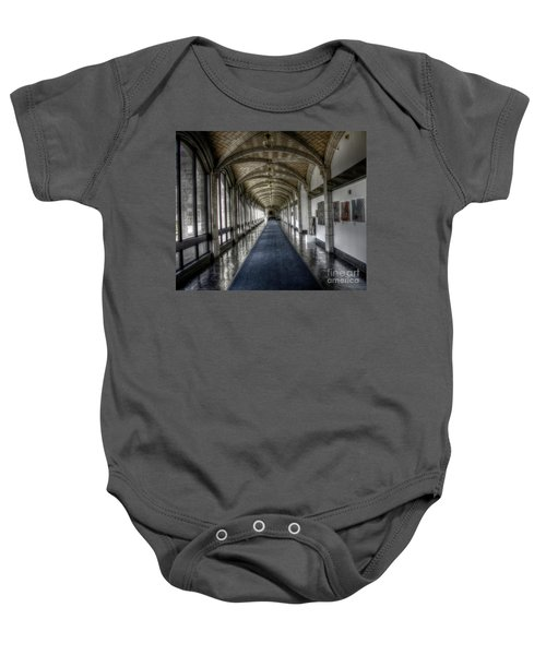 Down The Hall Baby Onesie