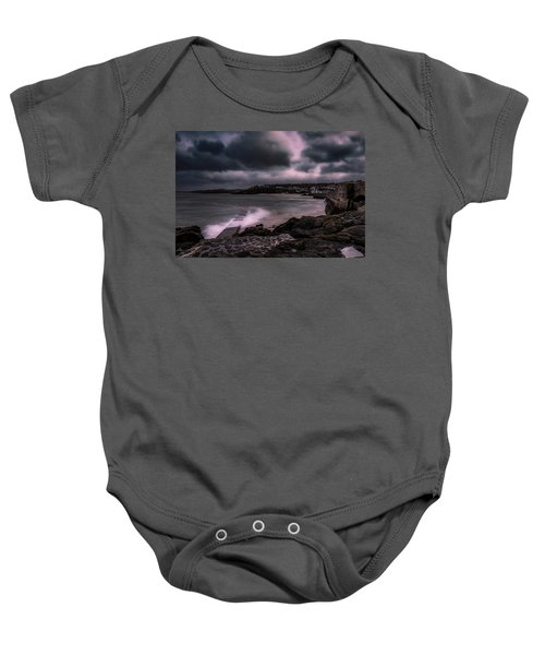 Dramatic Mood Baby Onesie