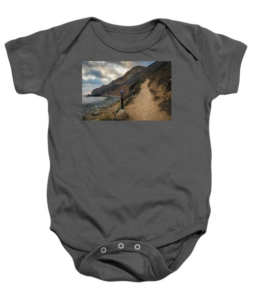 Dramatic Tovemore Trail Baby Onesie