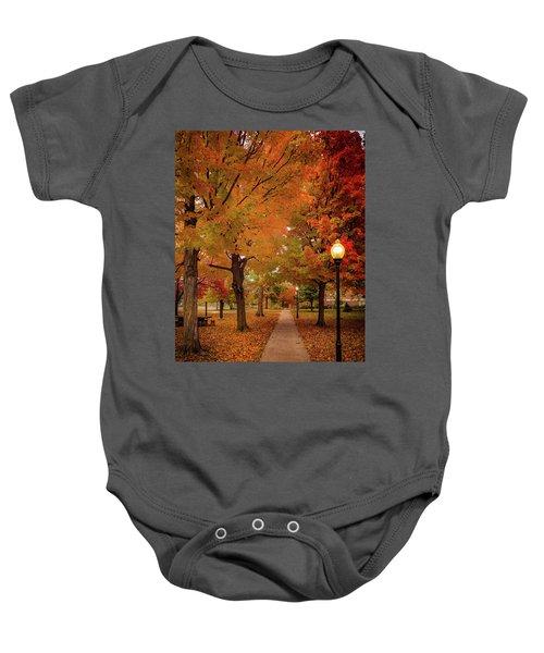 Drury Autumn Baby Onesie