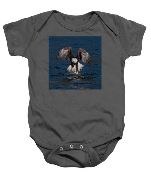 Deadly Catch Baby Onesie