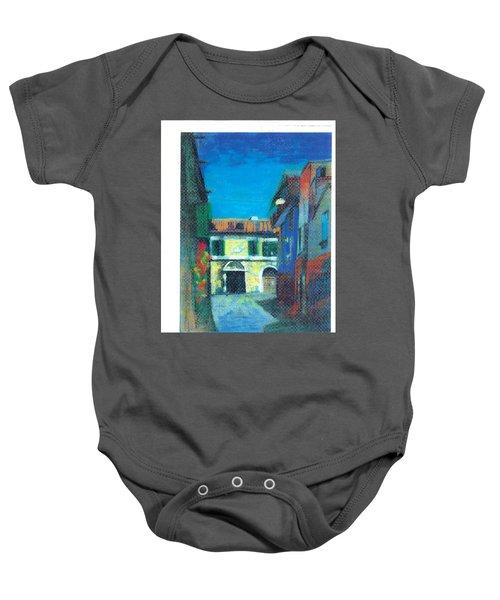 Edifici Baby Onesie
