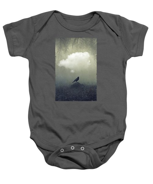 Enigma - Proud Raven Baby Onesie