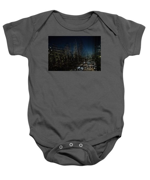 Escape From New York Baby Onesie