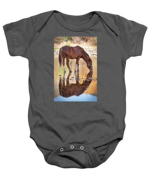 Evening Reflections Baby Onesie