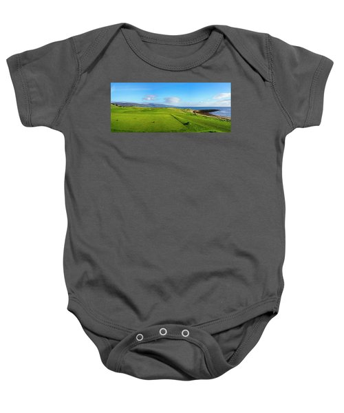 First Tee At Brora Golf Club, Moray Baby Onesie