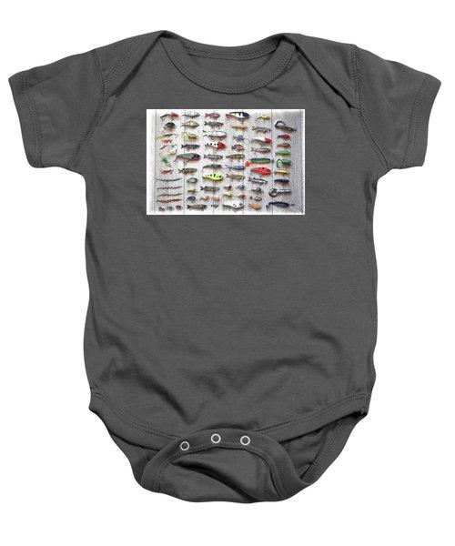 Fishing Lures - Dwp2669219 Baby Onesie