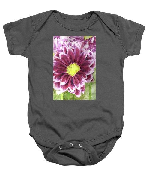 Flor Baby Onesie